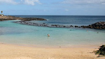 Playa Jablillo en Costa Teguise