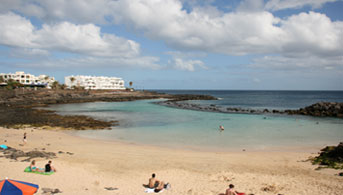 Playas de Costa Teguise